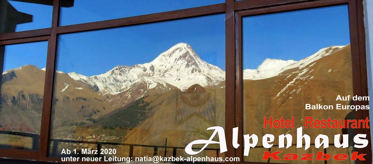 Kazbek-Alpenhaus